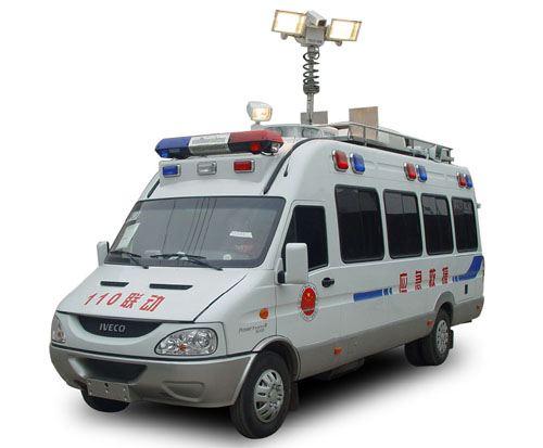 应急指挥无线监控方案