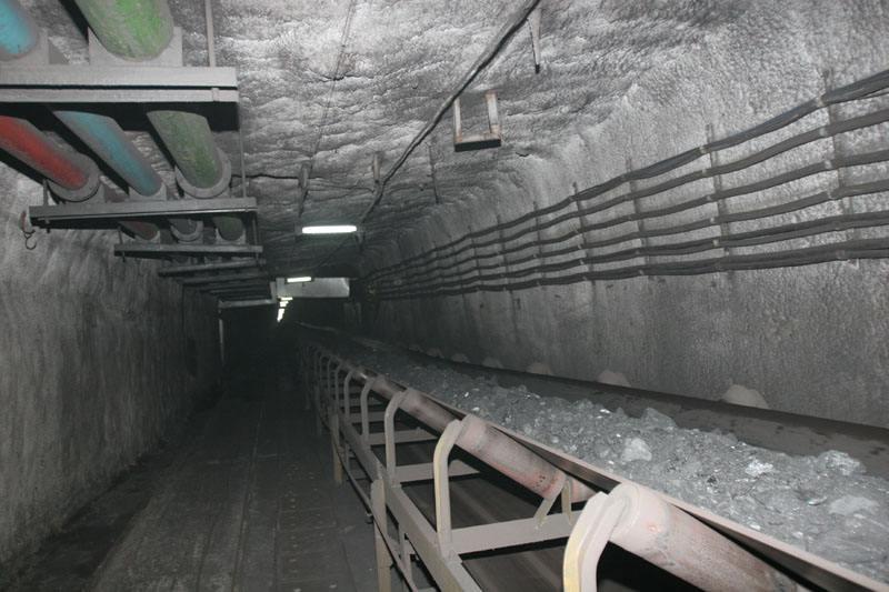 煤矿井下无线监控案例