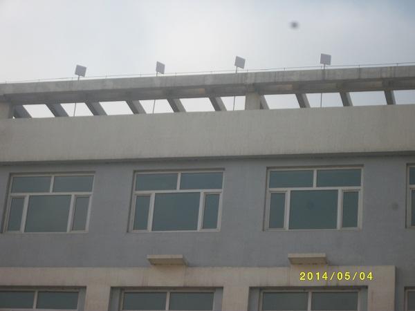 唐山首钢厂区无线监控案例