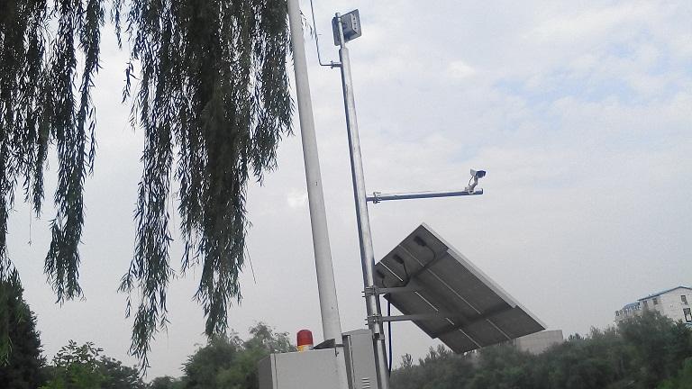 北京清河税务局无线监控案
