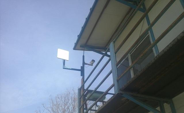 中建一局无线视频监控案例