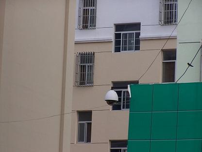 北京民防工程无线监控案例