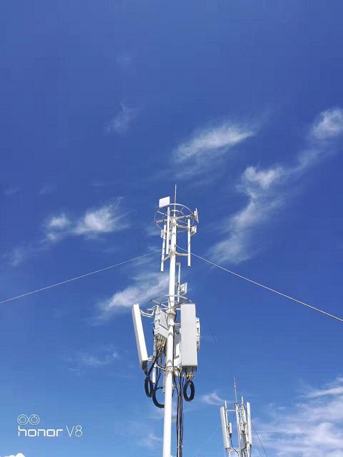 新疆维稳无线监控案例